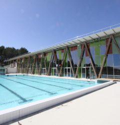 Réhabilitation et extension de la piscine communautaire de Pertuis